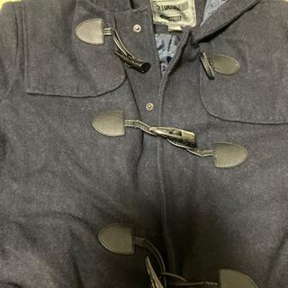 濃紺のダッフルコート  Sサイズ