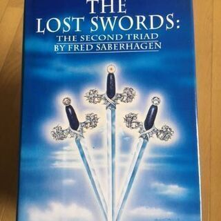 小説(洋書)㉑The Lost swords(2nd Triad...