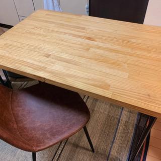 ダイニングテーブル 無垢