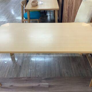 存在感抜群!天童木工のダイニングテーブルです