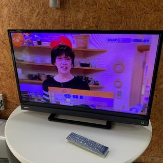 D2408 東芝 液晶テレビ 32インチ 2017年