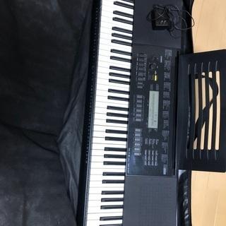 【76鍵盤 ピアノ キーボード】CASIO CTK-4400 W...