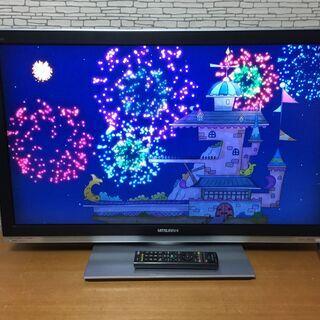 三菱電機(MITSUBISHI) 37V型 液晶 テレビ LCD...