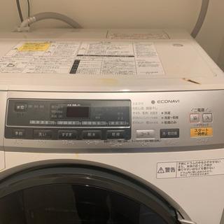 ドラム式洗濯機 パナソニック プチドラム