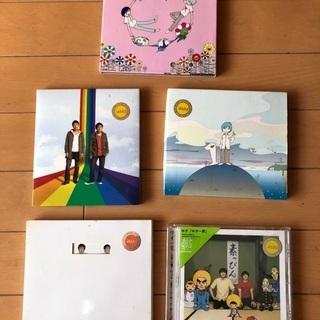 ゆず CD 5枚