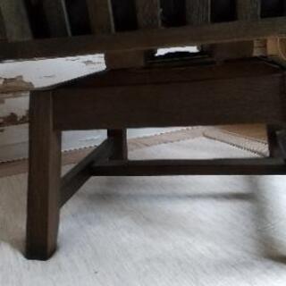 椅子 ハンドメイド 回転チェア - 家具