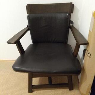 椅子 ハンドメイド 回転チェア - 売ります・あげます