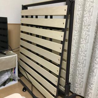 折り畳み式ベッド - 立川市