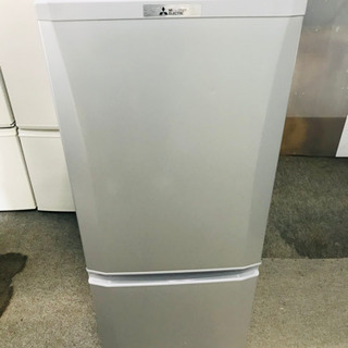 三菱 ノンフロン冷凍冷蔵庫 146L 2019年 MITSUBISHI