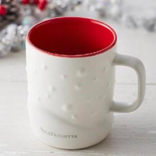 【新品】タリーズ TULLY's 「スノーマグカップ」