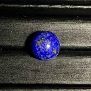 ラピスラズリ(天然)(12mm玉)1粒売り