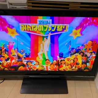 パナソニック 42V型 液晶テレビ ビエラ  TH-42PZ80...