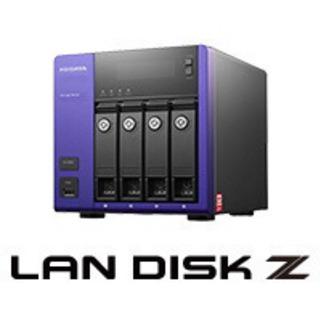 【新品・未開封】I・O DATA製 NAS LANDISK Zシリーズ
