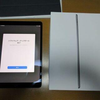 ipad air3  スペースグレイ 256GB wi-fi/セ...