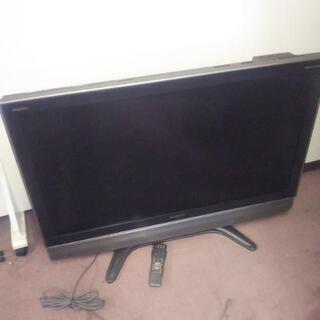 【ネット決済】苫小牧から!アクオス 42型テレビ 2007年製 ...