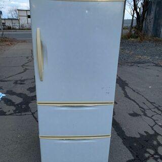 【無料】2000年製 SANYO 3ドア250L冷蔵庫 SR-2...
