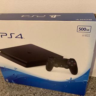 【ネット決済・配送可】PlayStation4 本体 500G ...