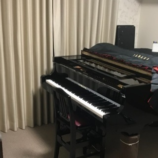 初回お試し600円 完全個人レッスン グランドピアノのある教室で...