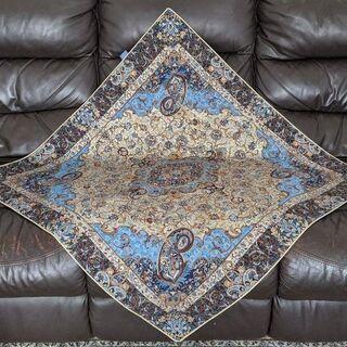 イラン 伝統工芸 テルメ織地