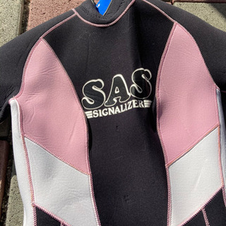 SAS ウェットスーツ