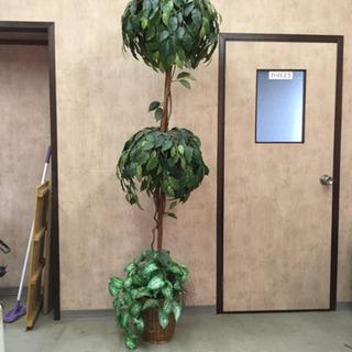 観葉植物 造花 大型