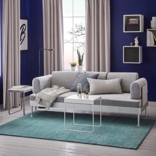 IKEA LANGSTED ラングステド ラグカーペットマット