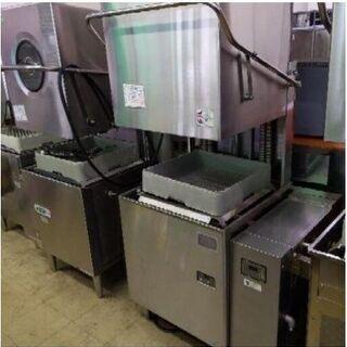 中古品 フジマック 食器洗浄器 145C-3