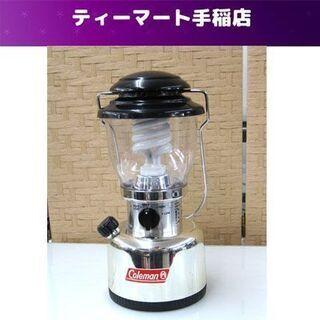 コールマン 蛍光灯ランタン 5312シリーズ メッキ仕様 ナイト...