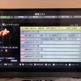 TOSHIBA テレビ 32V