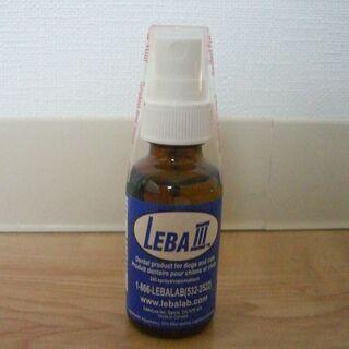 ペット用液体歯磨き「リーバスリー」(LEBAⅢ)29.6ml