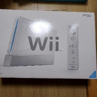 【美品】任天堂Wii本体セット