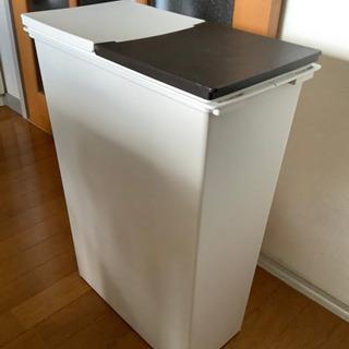 多分別ゴミ箱/ダストボックス/中古