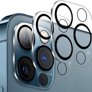 【新品・未使用】iPhone 12 Pro Max 用カメラフィ...