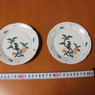 九谷焼(泰幸) 小皿 10枚セット