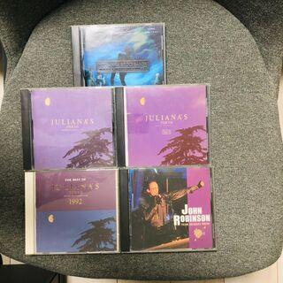 懐かしの【JULIANA'S TOKYO】CDセット★