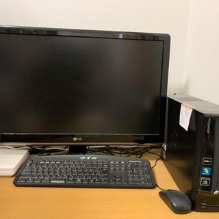 【ネット決済】値下げしました!パソコンとプリンターです!