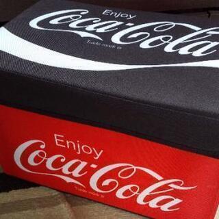 【未使用品】コカ・コーラ収納ボックス