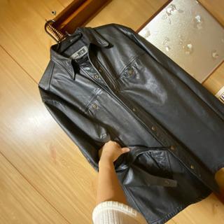 NCBレザージャケット 出来たら取りに来て頂ける方 - 服/ファッション