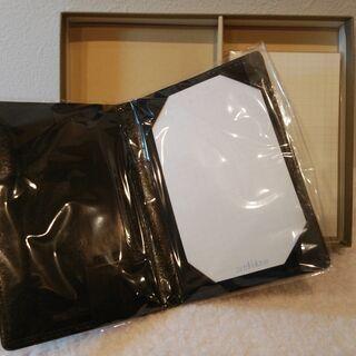【本革ステーショナリ】Raymay カードケース (箱付き…