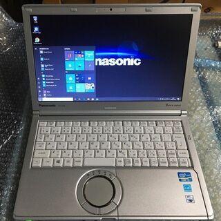パナソニック LetsNote改18 Core i5 SSD W...