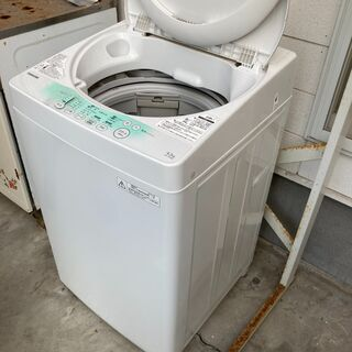 【売約済み】☆地元のみ☆無料☆東芝 電気洗濯機 AW-704 4...