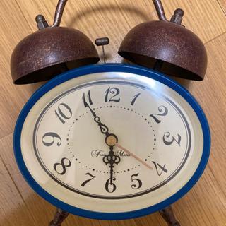 アンティーク調目覚まし時計
