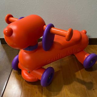 Combi スマイルラボ ドッグ ライド (乗用玩具)【再度値下...