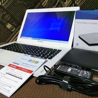 高性能Ultrabook☆corei5 爆速SSD128GB メ...