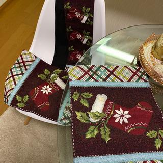 テーブル飾り クリスマス
