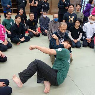 健康で強くてしなやかな身体をつくるシステマ体験会・練習会