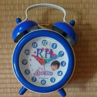 広末涼子 非売品 ヒロスエおしゃべり目覚まし時計