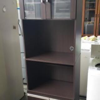【食器棚】スリムタイプで省スペース活用に♪しかもお安く♪