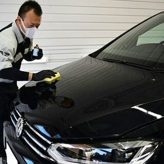 三田市・神戸市北区☆繁忙期、カーディーラでの車の洗車