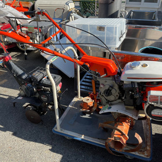 クボタ 農用トラクター 耕運機 T1-55 ガソリン 動作品